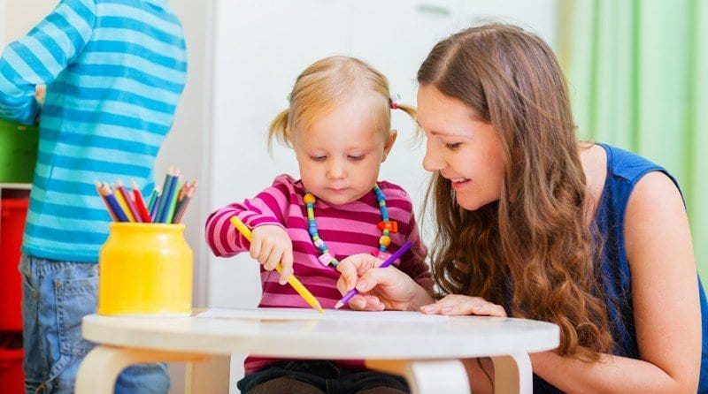 Childcare providers should be given right to request school facilities