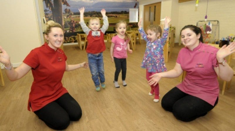 Revamped nursery shown off at open day