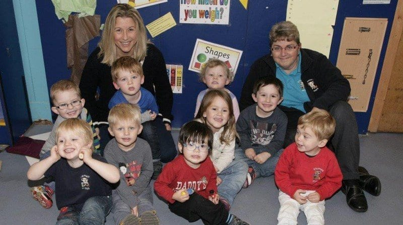 Cornish childcare charity among the first to become CIO