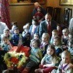 Shotley Bridge Nursery School celebrate Chinese New Year