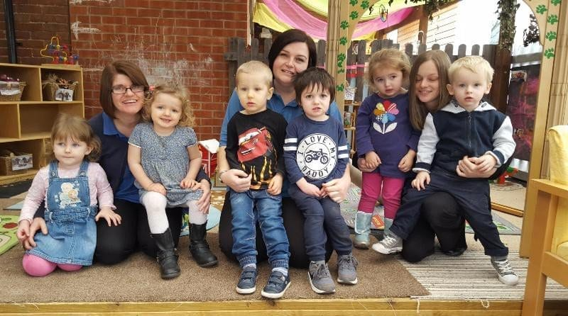 Nursery overwhelmed by public donations after theft