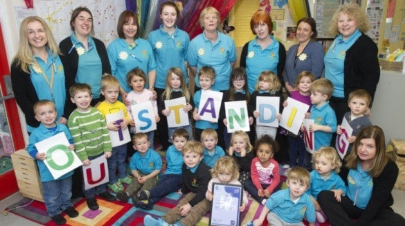 Boxford nursery receives 'outstanding' result