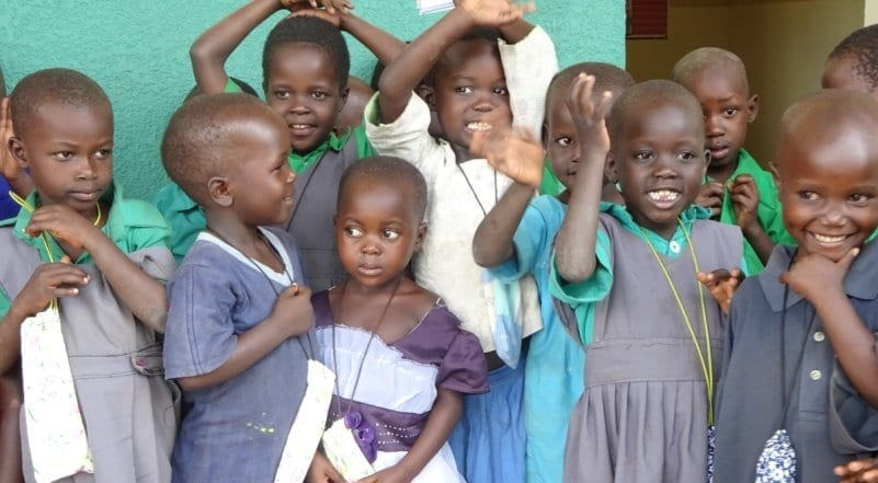 What difference does sponsorship make to the life of a child?