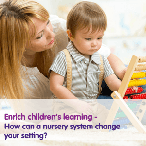 Gain more hours to enrich children's learning