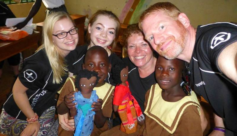 Why you should sponsor a child
