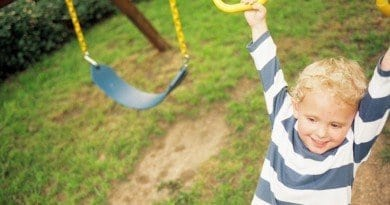 Why outdoor play is vital for children's development