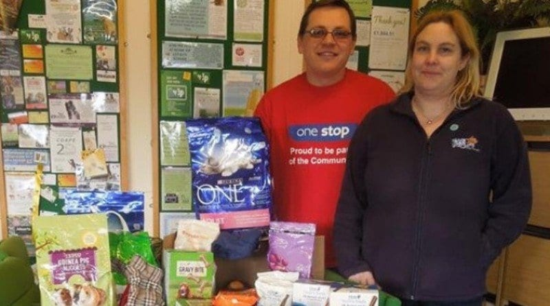 Nursery helps raise money for animal rescue centre