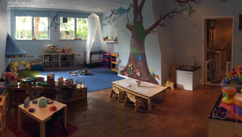 Poppets Nursery in Essex goes from strength to strength
