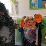 Boys & Girls Nursery celebrate Earth Day with a special visit from Veolia