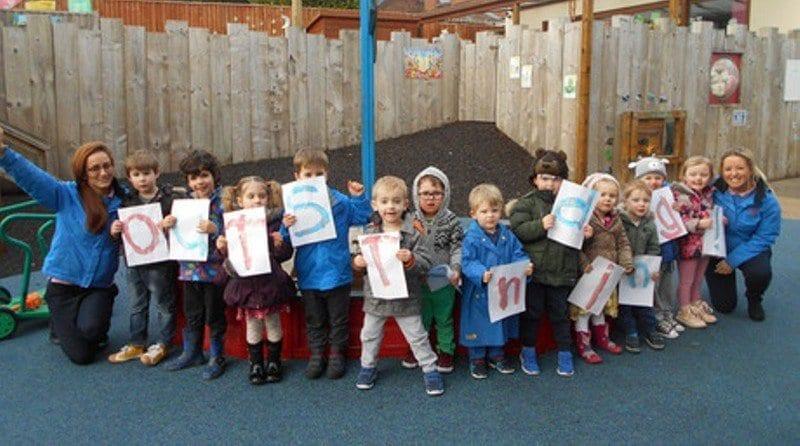 Nursery chain awarded four outstandings in five weeks