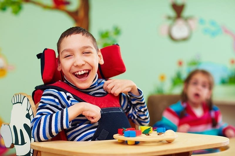 Talking about difference: profound disability