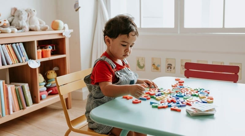 Summer-born children struggling with basic key skills