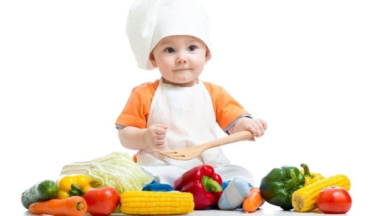 First nurseries given Food for Life award