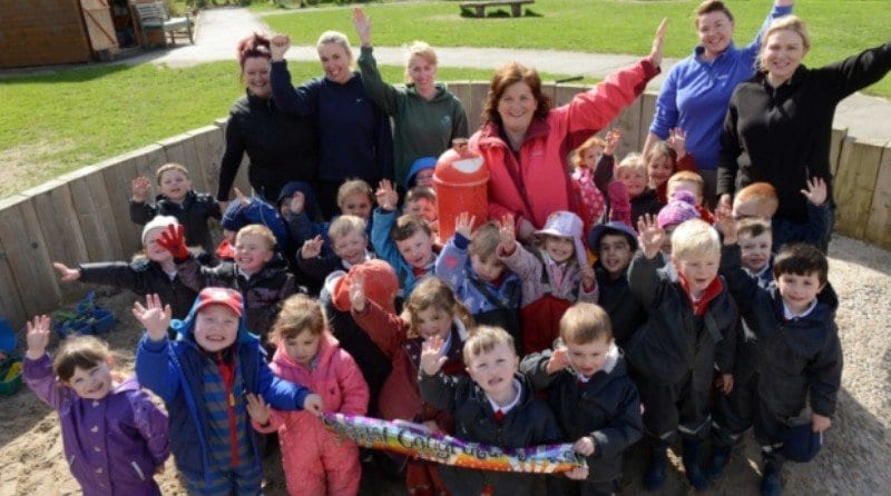 Nursery in the running for national award