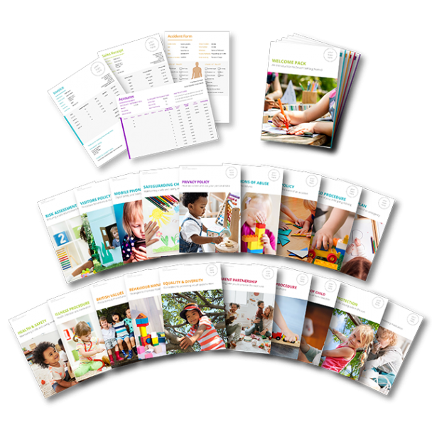 Childminder Start-up Pack