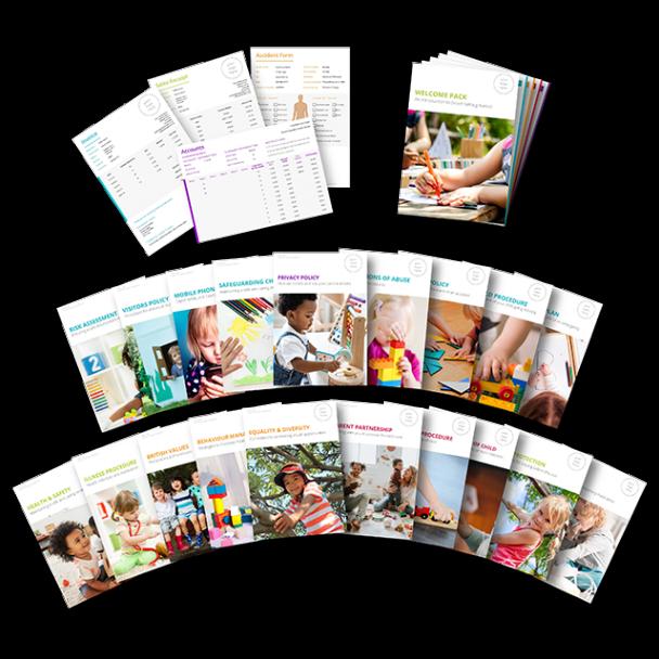 Childminder Start-Up Pack
