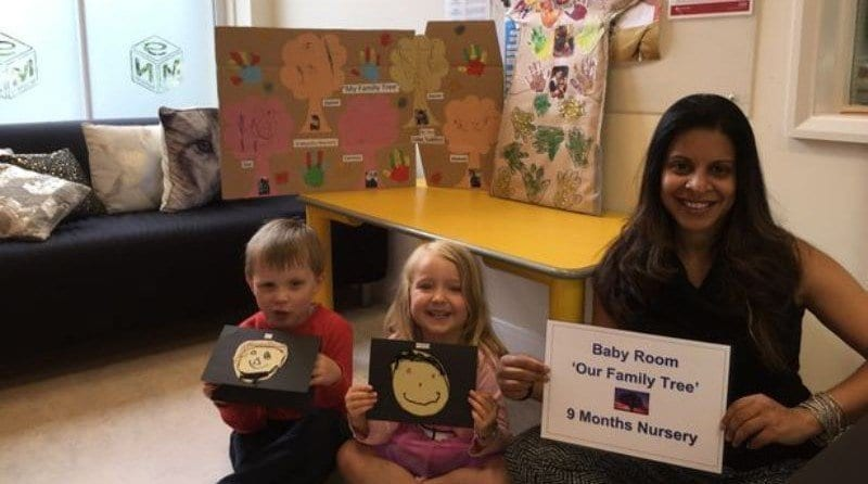 Nursery owner says tests for four-year-olds stunt creativity