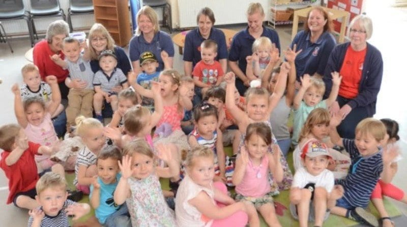 Pre-school rating changed from 'inadequate' to 'good'