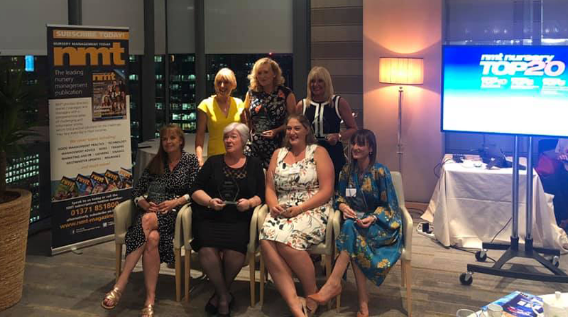 A Tops Director is named UK's Most Influential Person in Childcare… again!
