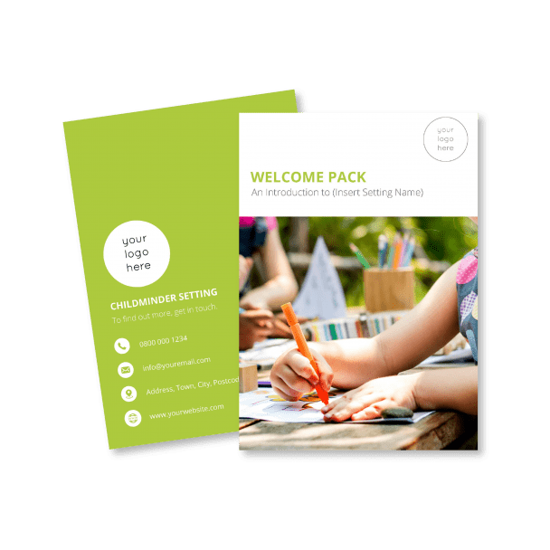Welcome Pack for Parents