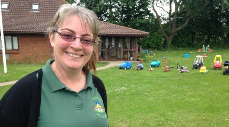 Pre-school launches appeal to find new home