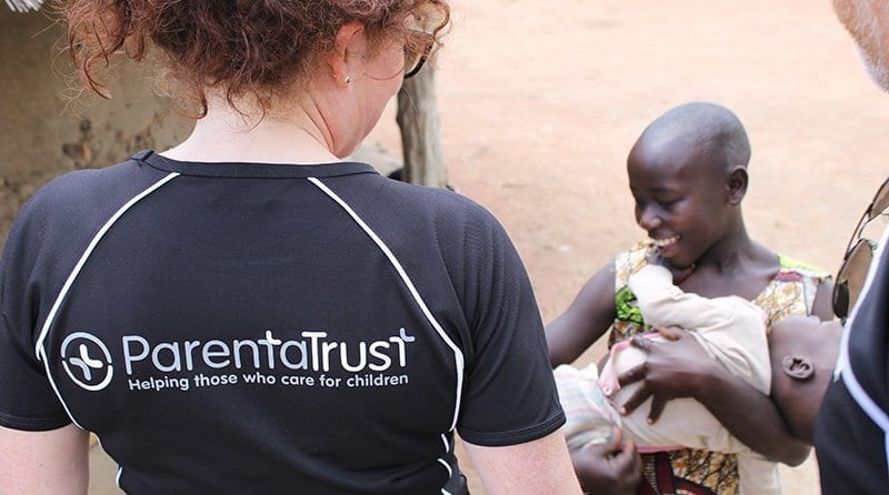 Cows donated to help Parenta Trust school in Uganda