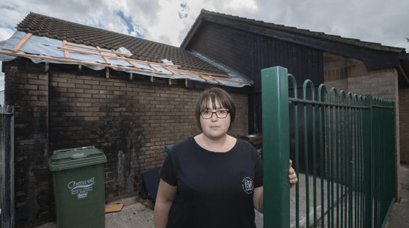 Nursery reopens after arson attack thanks to donations