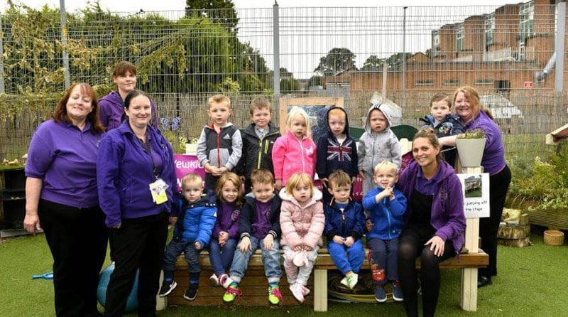 Carlisle nursery judged 'outstanding' by Ofsted