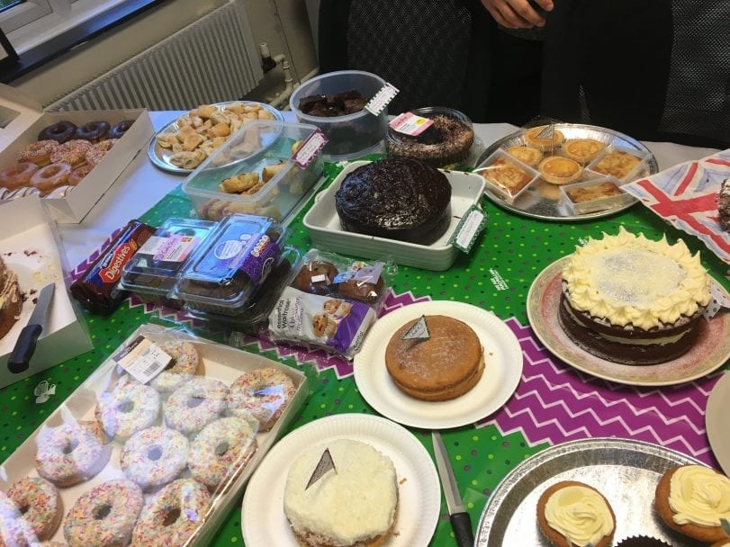 Parenta supports World's Biggest Coffee Morning