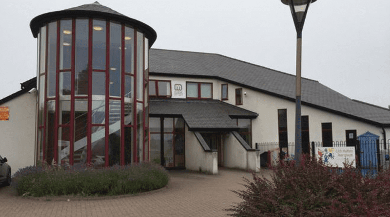 Warning issued about intruder at a Welsh nursery