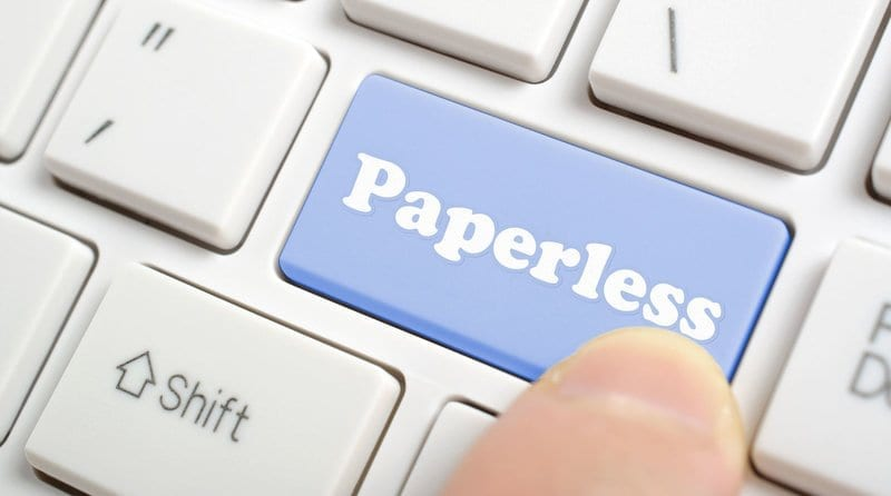 5 reasons to go paperless at your nursery today