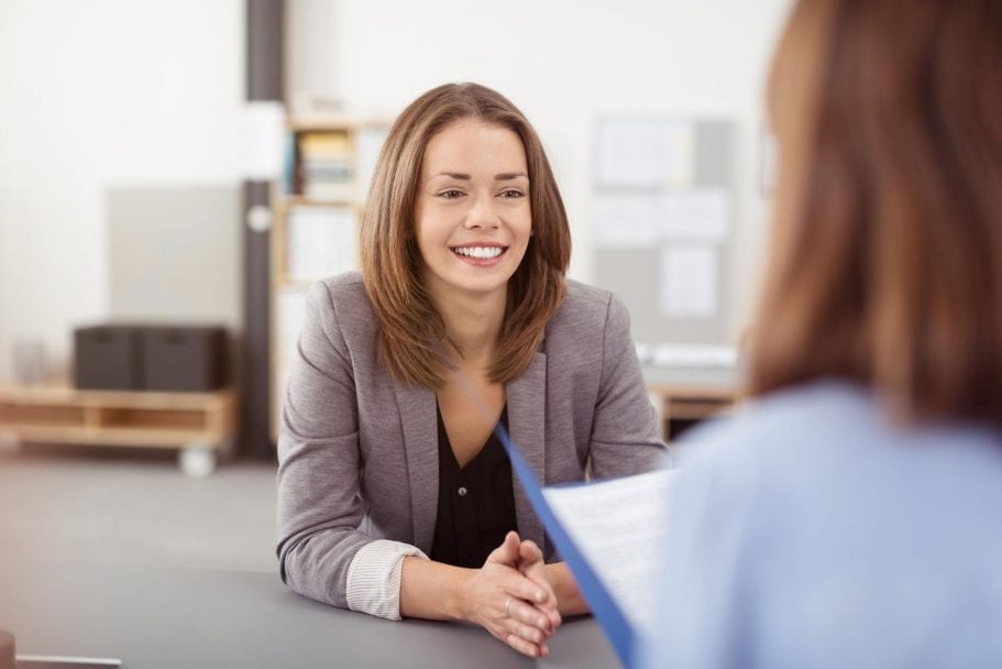 What should you do if you don't hear back after an interview?
