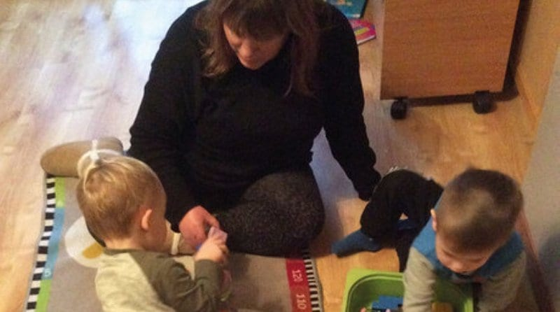 Childminders happier over funding rate than nurseries