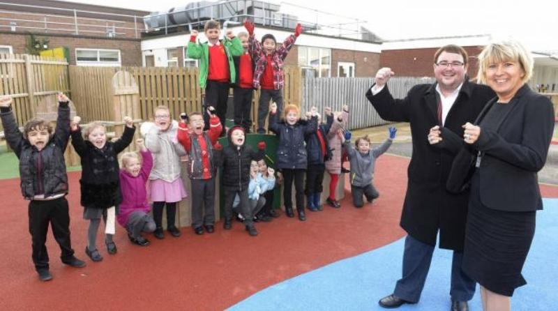 Nursery boosted from 'requires improvement' to 'good'