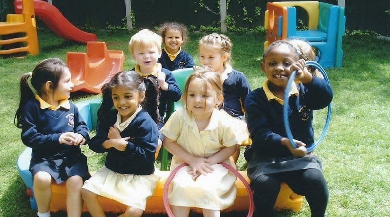 Romford nursery celebrates Ofsted 'outstanding'