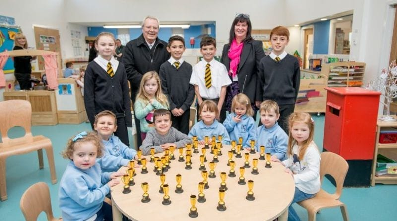 Nursery given £1m facelift