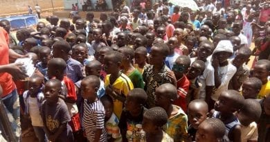 Parenta Trust funds Christmas party for 1000 orphans