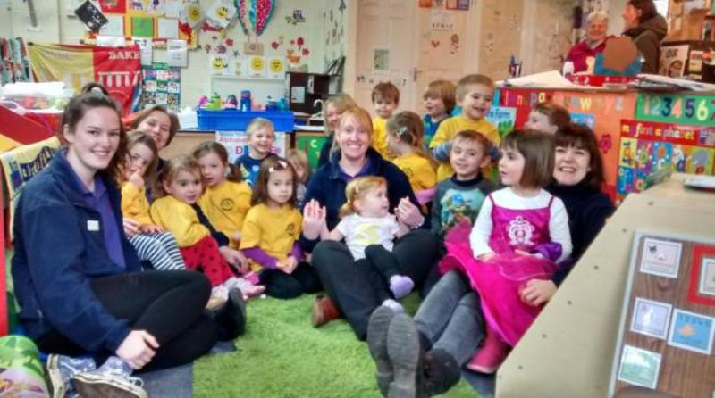 Hampshire nursery receives outstanding grading