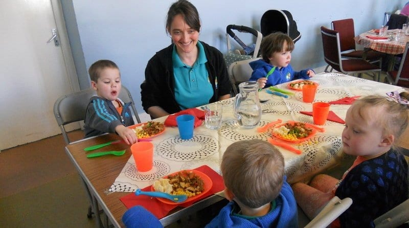 Forest Row Community Pre-School celebrates British Pie Week