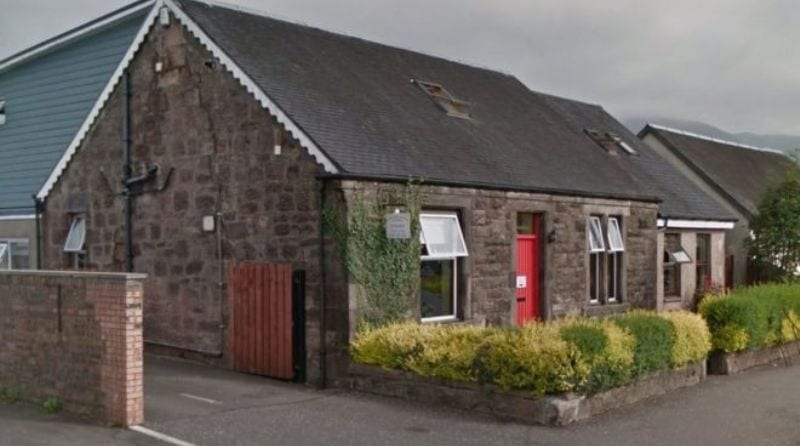 Deliberate fire started at Scottish nursery