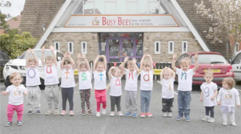Sunderland nursery rated 'outstanding' by Ofsted