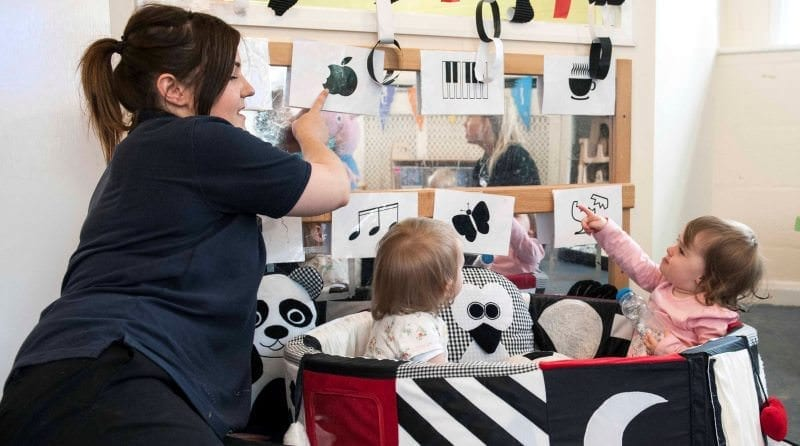 How language evolves: supporting early years language development at home and in nursery