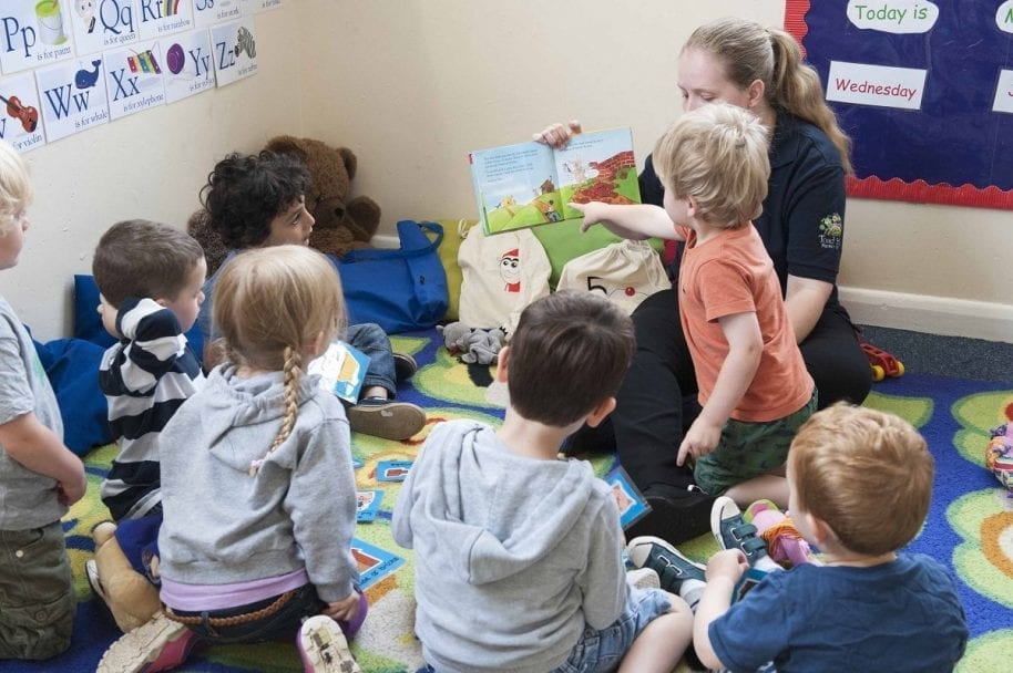 Toad Hall Nursery - Ottershaw