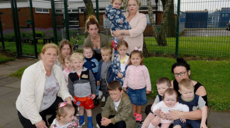 Petition to save Hartlepool nursery from closure