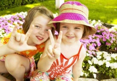 Keeping children safe in the summer sun