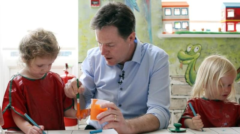 Thousands of two-year-olds miss out on funded childcare