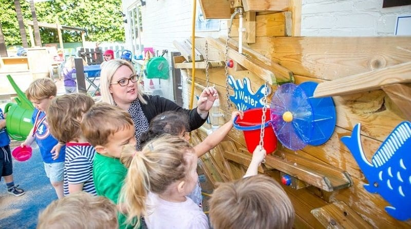 Children 1st Day Nurseries shortlisted for the Nursery Management Today Awards
