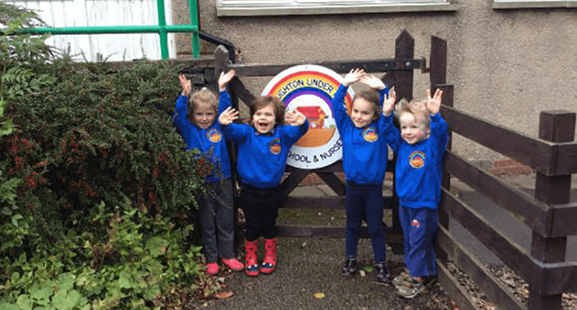Broughton Under Fives Pre-school rated 'good' by Ofsted