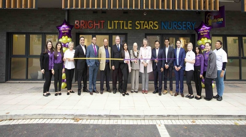 Prestigious guests join the grand opening of Bright Little Stars Stanmore