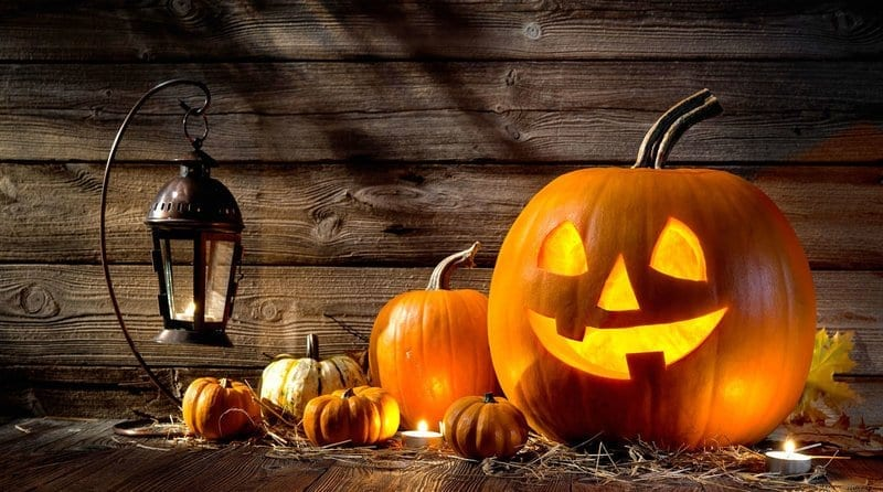 A short history of Halloween – Ghouls, Ghosts and Ghastliness
